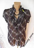 Новая блузка PAPAYA полиэстер L 50-52 B278N