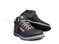 Ботинки мужские Columbia c натуральной кожи