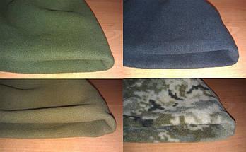 Очень тёплая зимняя флисовая шапка (плотность 340 гр/м2), фото 3