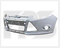 Бампер передний на Ford Focus,Форд Фокус 11-