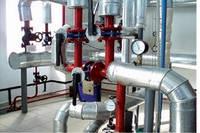 Система автономного электрического отопления офисного здания площадью 2000 кв.м.
