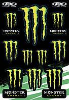 Наклейки Factory Effex Monster Energy