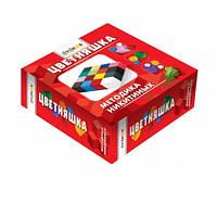 Игры Никитиных. Цветные кубики (цветняшка)
