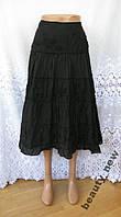 Новая стильная юбка CACHE CACHE хлопок М 46 - 48