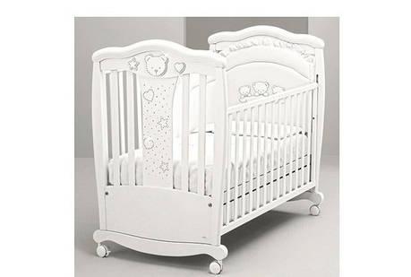 Детская кроватка Mibb Magic, фото 2