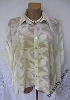 Новая блузка COCOOMIN полиэстер 3X 56-58 В226N
