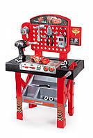 Ремонтная мастерская с машинкой МакКуин Тачки 2 Smoby 500189