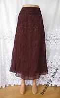 Новая стильная юбка MARKS&SPENCER полиэстер М 46-48 B16N