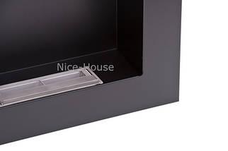 Биокамин Nice-House 65x40, черный, ароматезатор, фото 2