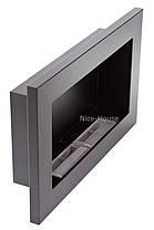 Биокамин Nice-House 65x40, черный, ароматезатор, фото 3