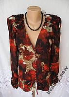 Новая блузка F&F COUTURE полиэстер М 46 - 48 B253N