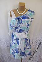 Новое летнее платье BE BEAU полиэстер M 44-46