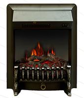 Электрокамин Royale Flame Fobos Lux Bl