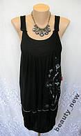 Новое стильное платье 10 FEET вискоза S 44-46 B239N