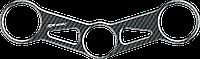 Наклейка на траверсу Print Kawasaki ZX10R 1000 2004/2005 карбон