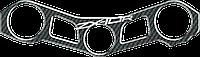 Наклейка на траверсу Print Kawasaki ZX10R 2011/2013 карбон