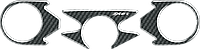 Наклейка на траверсу Print Kawasaki ZX600R 2007/2008 карбон
