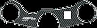 Наклейка на траверсу Print Suzuki GSXR 1000 2007/2008 карбон