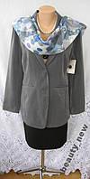 Новый офисный пиджак JACLYN SMITH полиэстер M 48-50 214N