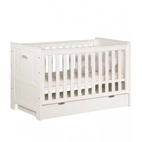 Детская кроватка Marsylia Pinio