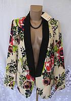 Новый стильный пиджак VILA полиэстер XL 52-54 B17N