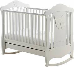 Кроватка детская Baby Italia Mimi