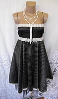Новый стильный сарафан платье ONE TWO SIX полиэстер L 48-50 B71N