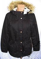 Новая теплая куртка ONLY полиэстер хлопок L 50-52 B127N