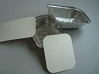 Контейнер + крышка алюминий (30*24*5см) (100/уп)