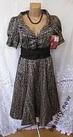 Стильное новое платье ZARA полиэстер М 46-48 B167