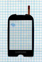 Тачскрин сенсорное стекло для Samsung S3650 Corby High Copy black