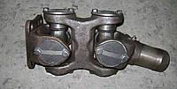 Вал карданный Т-150 125.36.023  Вилка двойная среднего кардана (кол)