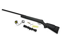 Пневматическая винтовка GAMO Big Cat 1250, пружинно-поршневая, пули 4,5 дюйма, 335м/с, ствол 457мм