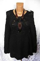 Новое платье свитер CALVIN KLEIN акрил шерсть M 46-48 В102N