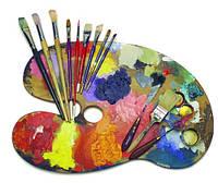 Учебная литература по живописи и рисованию