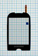 Тачскрин сенсорное стекло для Samsung S3650 Corby Original black