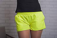 Шорты женские летние лимонные, фото 1