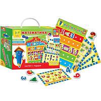 Игра Математика с магнитной доской Vladi Toys русский язык (VT1502-05)
