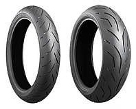 Шина мотоциклетная задняя Bridgestone Battlax S20 BS 190/55ZR17 (75W) S20R