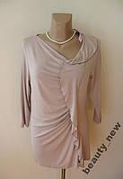 Новое стильное платье MARKS&SPENCER вискоза M 46 - 48