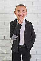 Стильный пиджак для мальчика, фото 1