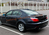 Дефлекторы окон (ветровики) COBRA-Tuning на BMW 5 E60 2002-2010