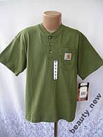 Новая футболка CARHARTT хлопок M 6 - 10 ЛЕТ