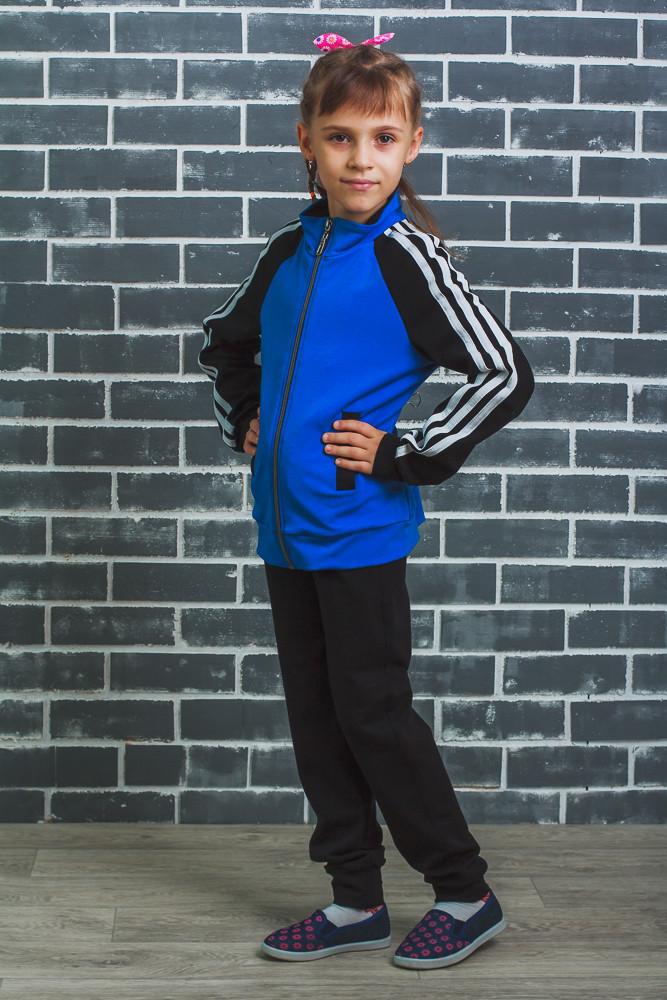 Спортивный костюм детский синий
