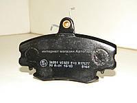 Тормозные колодки передние на Рено Логан 2004-2012 A.B.S.(Нидерланды) 36881