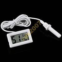 Цифровой гигрометр - термометр с выносным датчиком