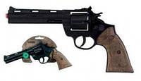 Детский револьвер Gonher Police 12-зарядный (123/6)