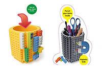 Стакан для карандашей и ручек LEGO в подарочной упаковке