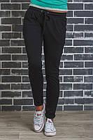 Штани жіночі 42-54 р-ри ,чорні, фото 1
