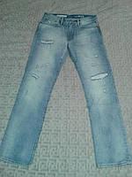 Мужские джинсы GAP 1969 straight fit jeans